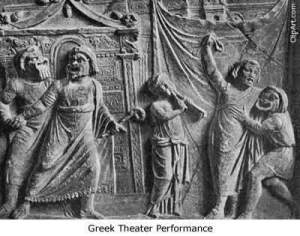 Greek Drama Performers